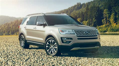 2017 white ford explorer what colors does the 2017 ford explorer come in