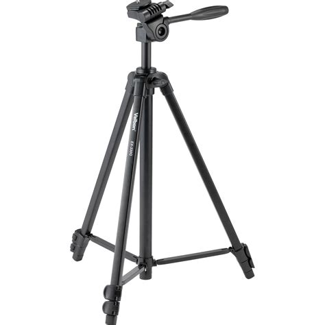 velbon ex 330 q by haloklik velbon ex 330 q aluminum tripod with 3 way pan tilt
