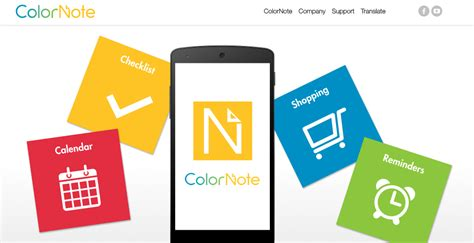 colornote best notepad notes app