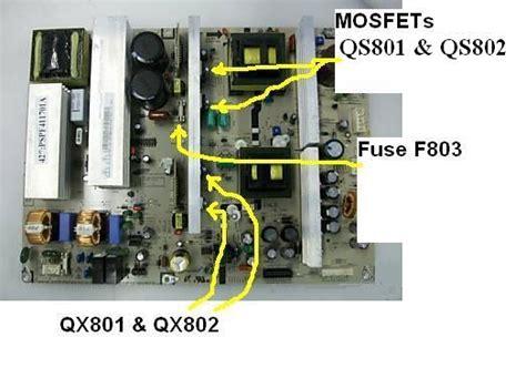 samsung plasma capacitor issue samsung plasma tv hpt4254 capacitor problems 28 images poppular photography repairing
