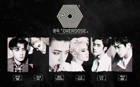 exo overdose album exo overdose album cover www imgkid com the image kid