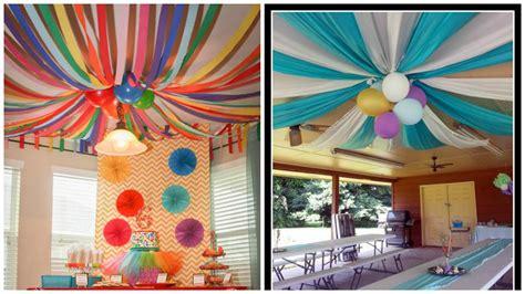 ideas para decorar un salon de fiestas en navidad 9 ideas espectaculares para decorar techos para fiestas