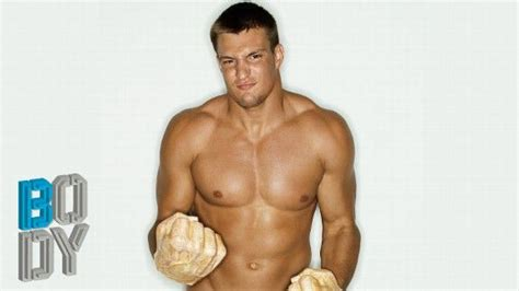 rob gronkowski espn body issue gronk wins hr derby cover of body issue new england