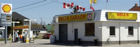 Bell Garage by Bridgenorth Business Association