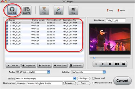 imovie format dvd player imovie import dvd importing dvd into imovie with dvd