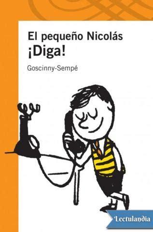 libro el pequeno viro el peque 241 o nicol 225 s 161 diga ren 233 goscinny descargar epub y pdf gratis lectulandia