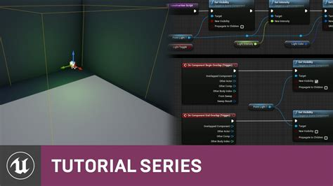 c tutorial unreal blueprint quickshot triggerable light 01 v4 7