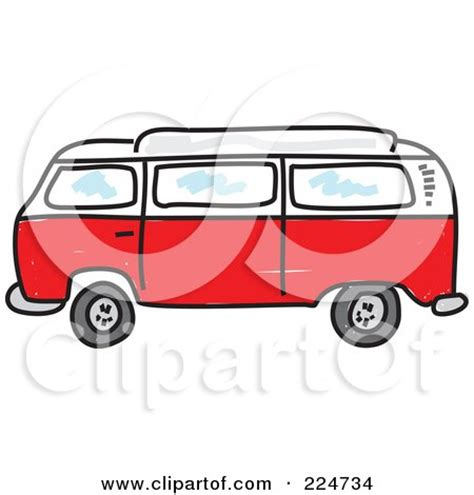 volkswagen bus clipart royalty free volkswagen illustrations by prawny page 1