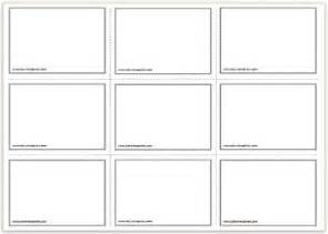 Flashcard Template Free by Free Printable Flash Cards Template