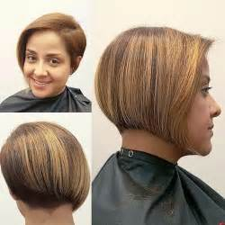 angled away from hairstyles 20 chic and trendy ways to style your graduated bob