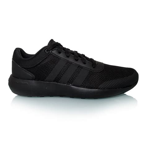 adidas mens running shoes adidas cloudfoam race mens running shoes black