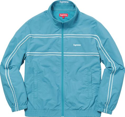new year track jacket supreme piping track jacket