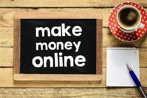 How To Make Extra Money Online From Home - how to make money online 45 ways to earn extra cash from home