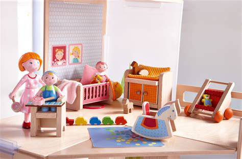haba doll house haba dollhouse furniture children 180 s room little friends 301989 online at papiton