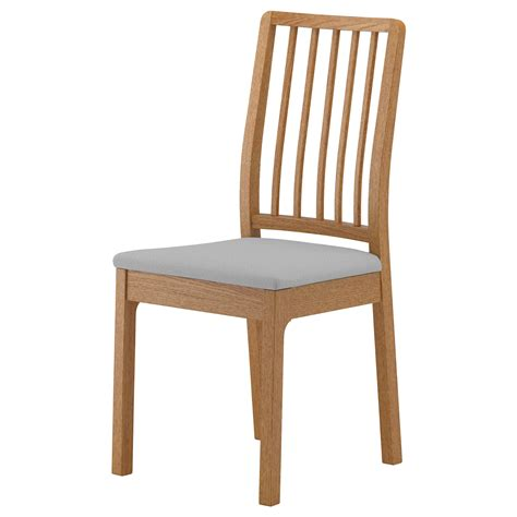 ekedalen chair oak ikea