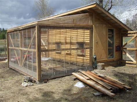 Great Greenhouse Chicken Coop Combo Would Be Great For