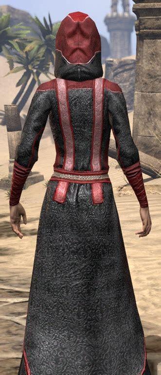 eso fashion sixth house robe elder scrolls