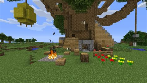 Adventure House by Adventure Time Tree House Minecraft Project