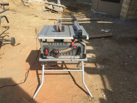 skilsaw worm drive table saw skil table saw meant to have accessory wings which skil