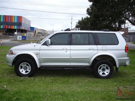 old car manuals online 2002 mitsubishi challenger transmission control mitsubishi challenger 4x4 2002 4d wagon 4 sp automatic 4x4 3 litre in mentone vic