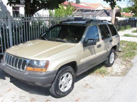 2000 Jeep Grand Laredo Mpg Sell Used 2000 Jeep Grand Laredo V6 4 0l Low