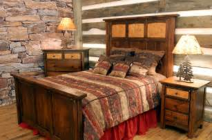 inspirations vintage bedroom decors with handmade bedroom western outlaw bed frame country rustic cabin log wood