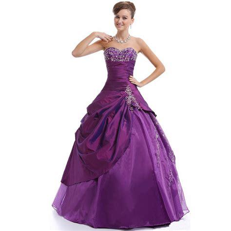 evening gowns 2014 on pinterest evening dresses 2014 pink 2014 stock long formal purple taffeta prom dress evening