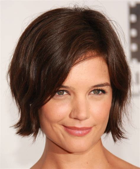 different haircuts for round face best short hairstyles cute hair cut guide for round face