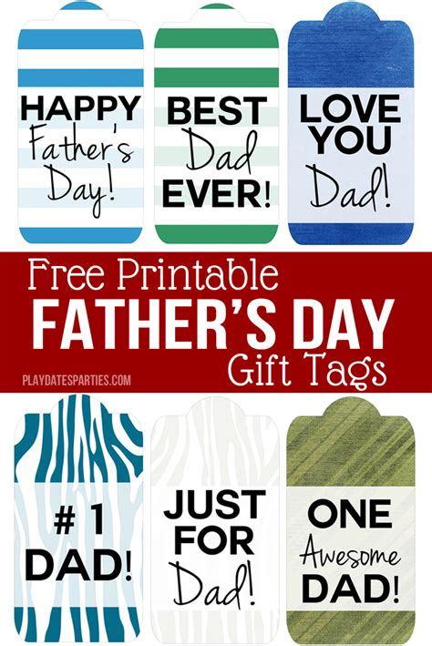 day gift for my 6 free s day gift tags for the in your
