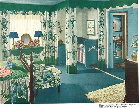 1940 bedroom decorating ideas 1940s decor 32 pages of designs and ideas from 1944