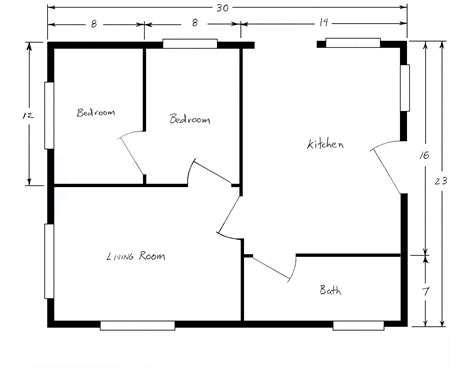 exles of floor plans free home plans sle house floor plans