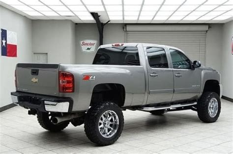 how make cars 2008 chevrolet silverado 2500 auto manual purchase used 2008 chevy 2500hd diesel 4x4 lt2 z71 lifted 20s crew cab in mansfield texas