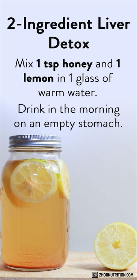Water And Lemon To Detox Liver by Glass Bottles Weight Loss Detox And Liver Detox Drink On
