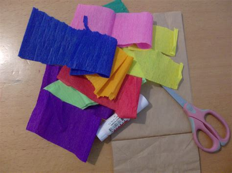 How To Make A Paper Bag Pinata - cinco de mayo craft make a paper bag pinata mommysavers