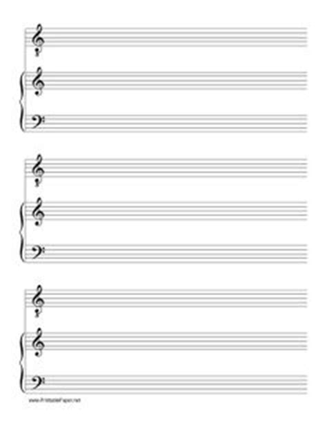 staff paper all about music theory com