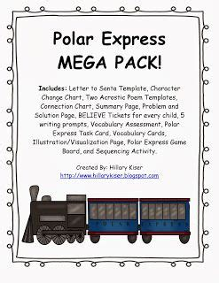 printable version of polar express 17 best images about extra fun classroom stuff on