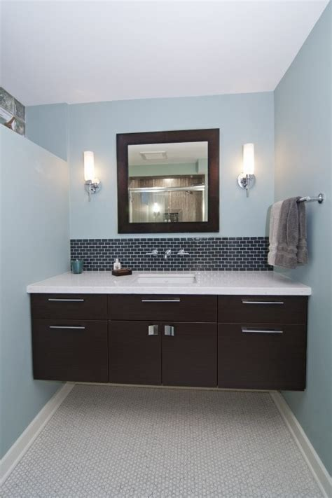 Backsplash Height Bathroom Remodel Pinterest