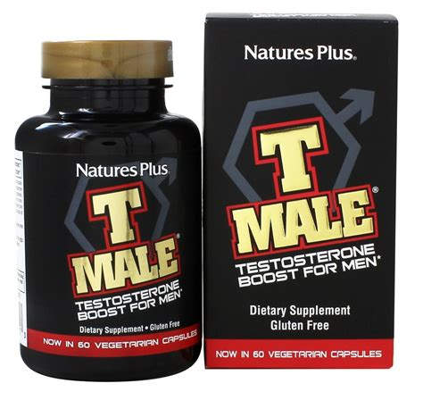 Natures Plus Liv R Actin 60 buy natures plus t testosterone boost for 60 capsules at luckyvitamin