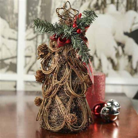 grapevine twig christmas tree on sale primitive decor
