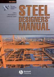 Steel Designers Manual 6th Edition 2003 Civil