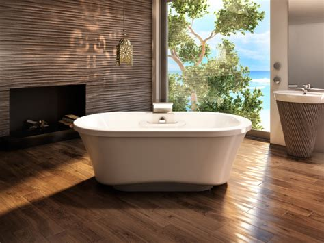 Narrow Bathtub by Amma Oval 7242 Freestanding Tub Narrow Base