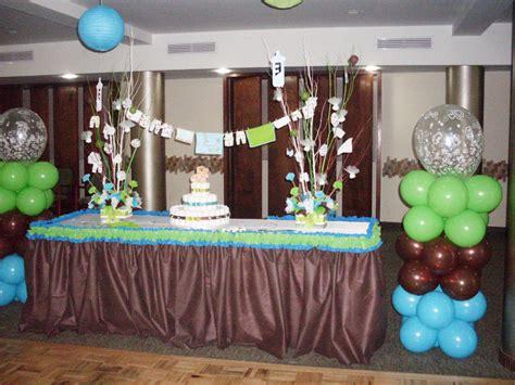 arreglos para baby shower de nino decoracion baby shower para ni 241 o