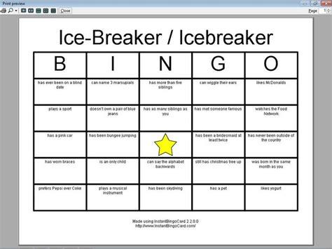 breaker bingo template back to school bingo jeriwb bingo is a