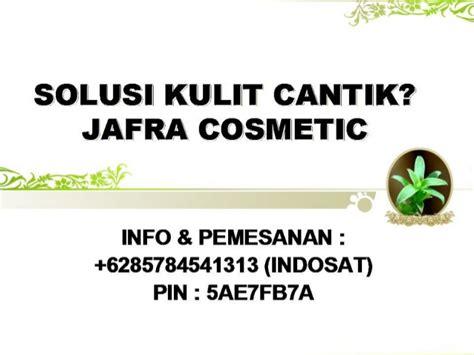 Pemutih Wajah Jafra krim pemutih wajah produk jafra cara memutihkan kulit