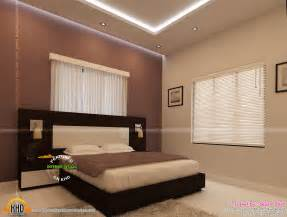 Home Interior Bedroom by Bedroom Interior Designs Kerala Home Design And Floor Plans