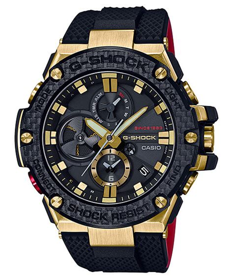 G Shock Gst 8600 Gold Emas Gshock Gpw 8600 Jam Tangan g shock gold tornado 35th anniversary collection g central g shock