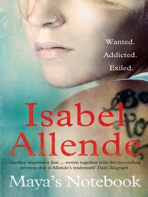 mayas notebook maya s notebook by isabel allende 183 overdrive ebooks audiobooks and videos for libraries