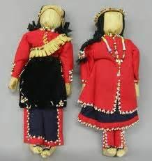 corn husk doll legend home iroquois corn