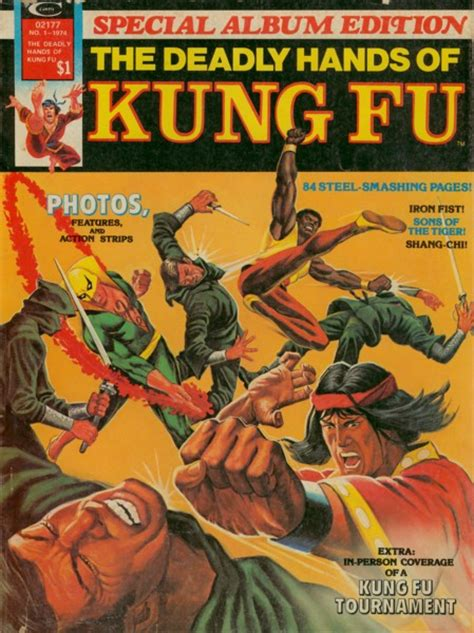 deadly hands of kung deadly hands of kung fu s 233 rie vo comics vf