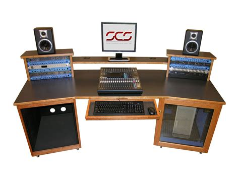 recording studio computer desk scs digistation recording studio desks studio desk